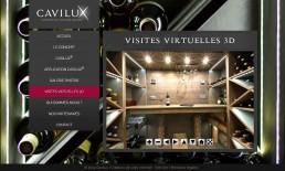 visite virtuelle de cave à vins