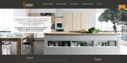 réalisation du site web d'un cuisiniste à Montbrison