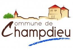 Création du logo de la commune de Champdieu
