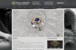 création site web bijoutier