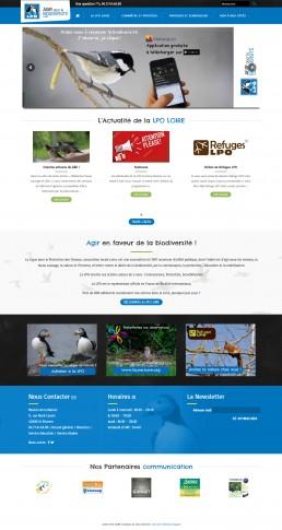 creation site internet lpo loire