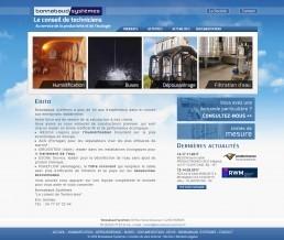 creation site internet bonnabaud à roanne