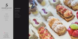 refonte site web chocolatier