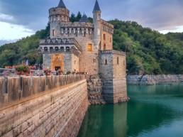 createur site web château de la roche