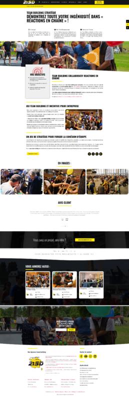 agence web création site internet paris lille