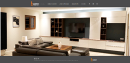 conception site web architecte d'interieur