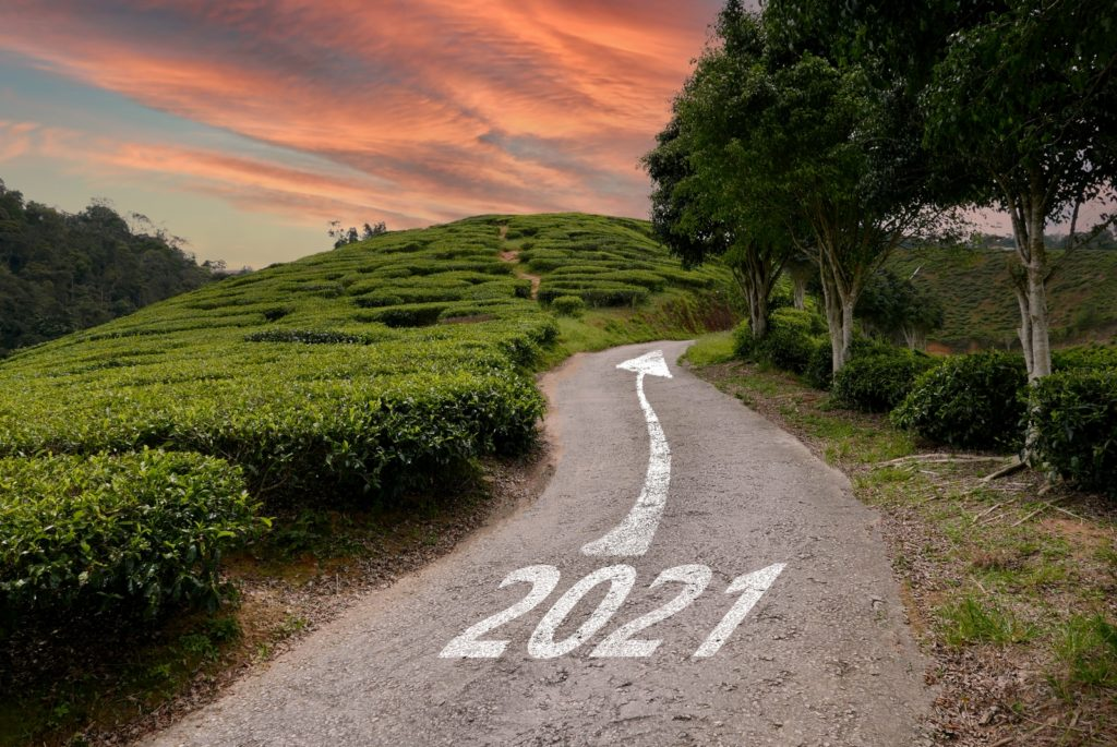 agence web site line voeux 2021