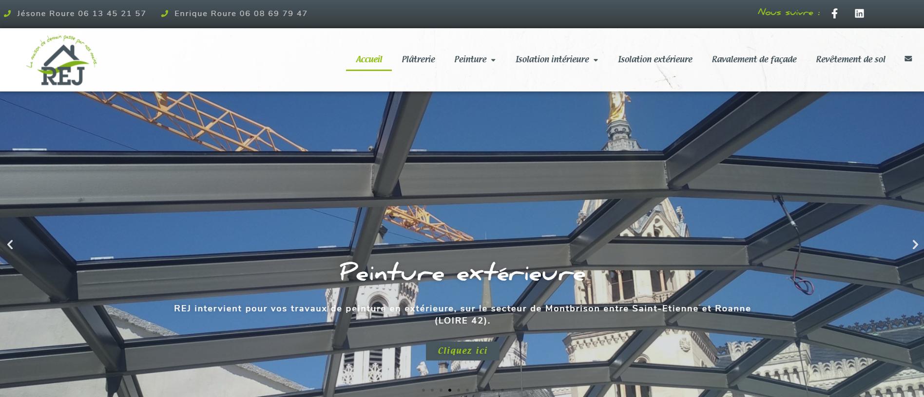 creation site internet platrier